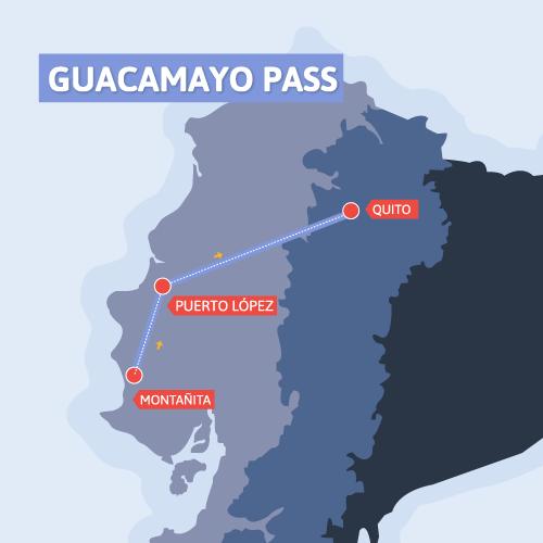 Guacamayo Pass