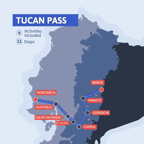 Tucan Pass
