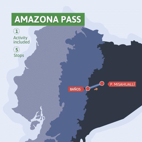 Amazona Pass