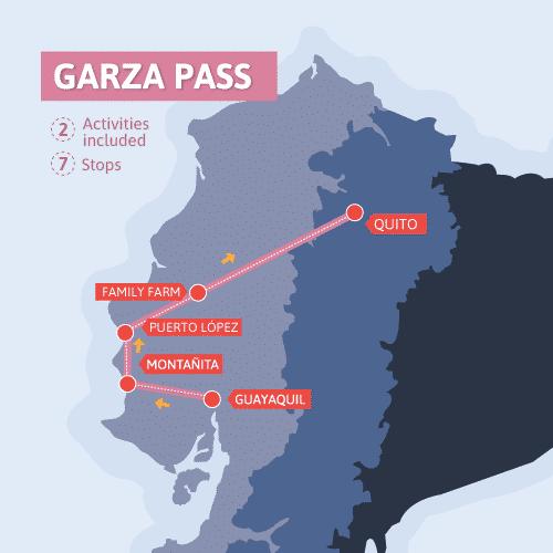 Garza Pass