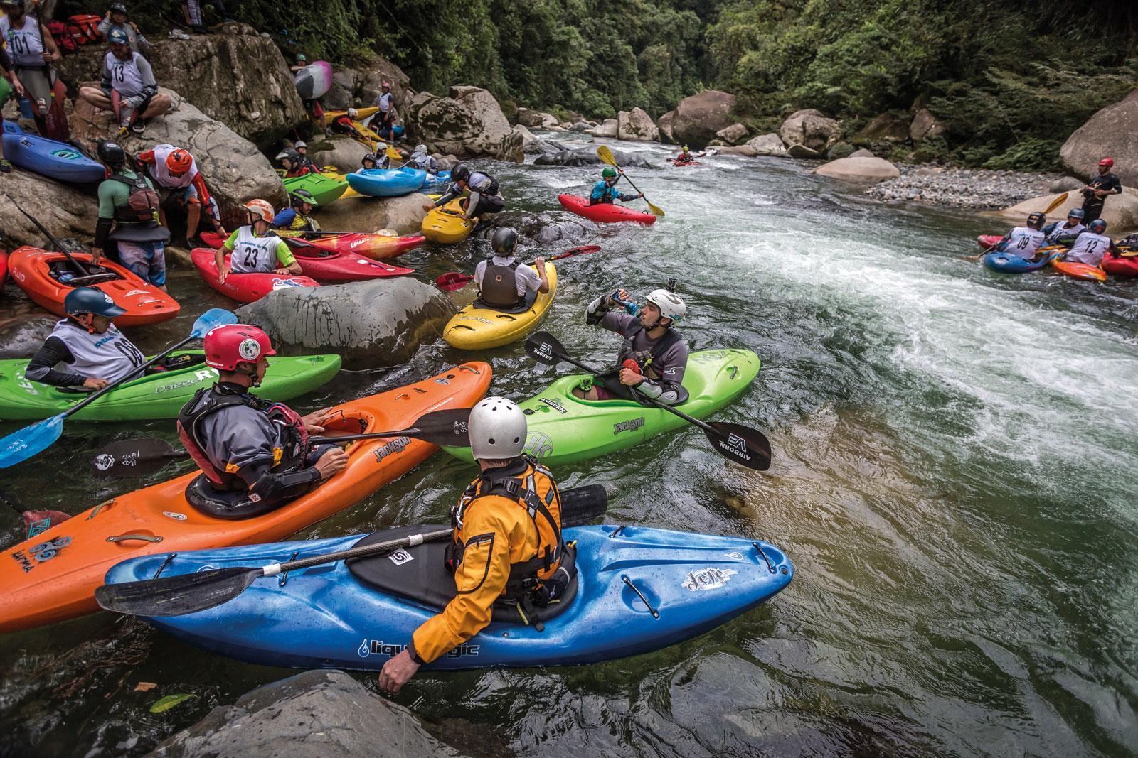 rafting-banos-ecuador