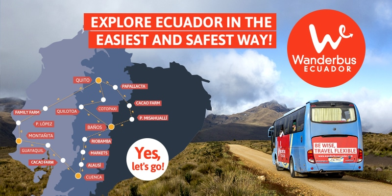 Ecuador by bus