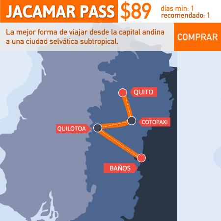 Jacamar Pass