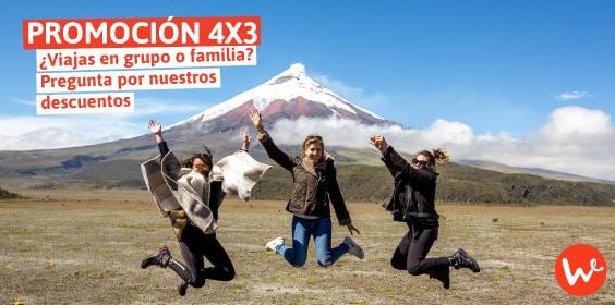 Promoción 4×3