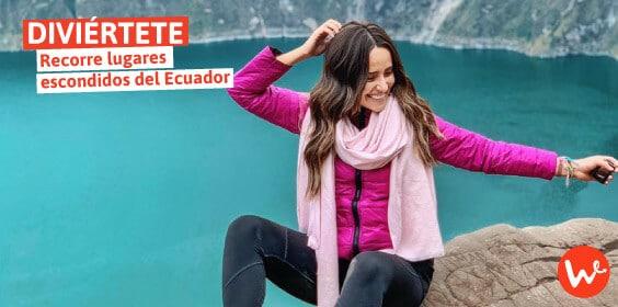 Recorre Ecuador