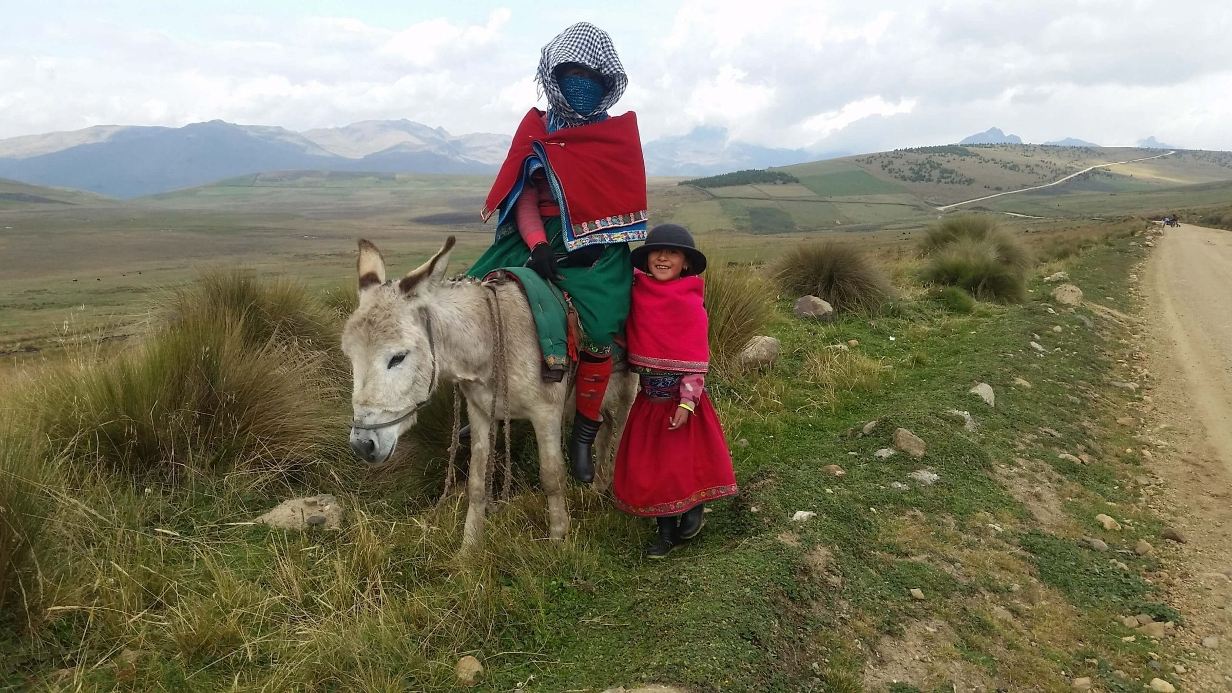 People of Cotopaxi