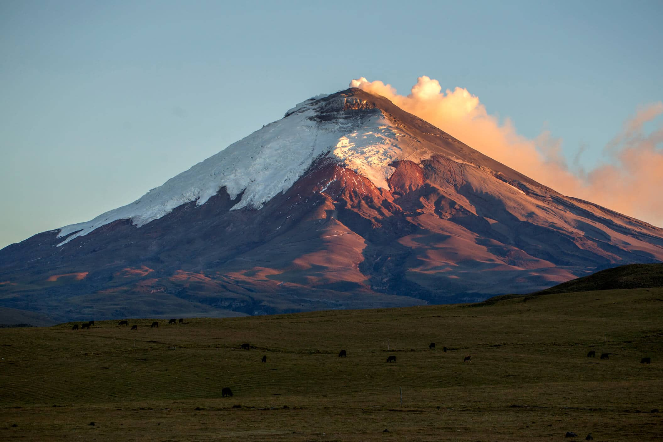 Cotopaxi volcano all you need to know