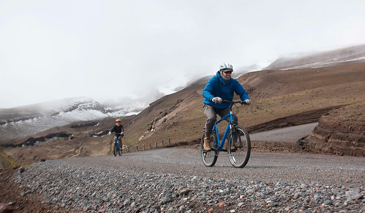 How to arrive to Cotopaxi