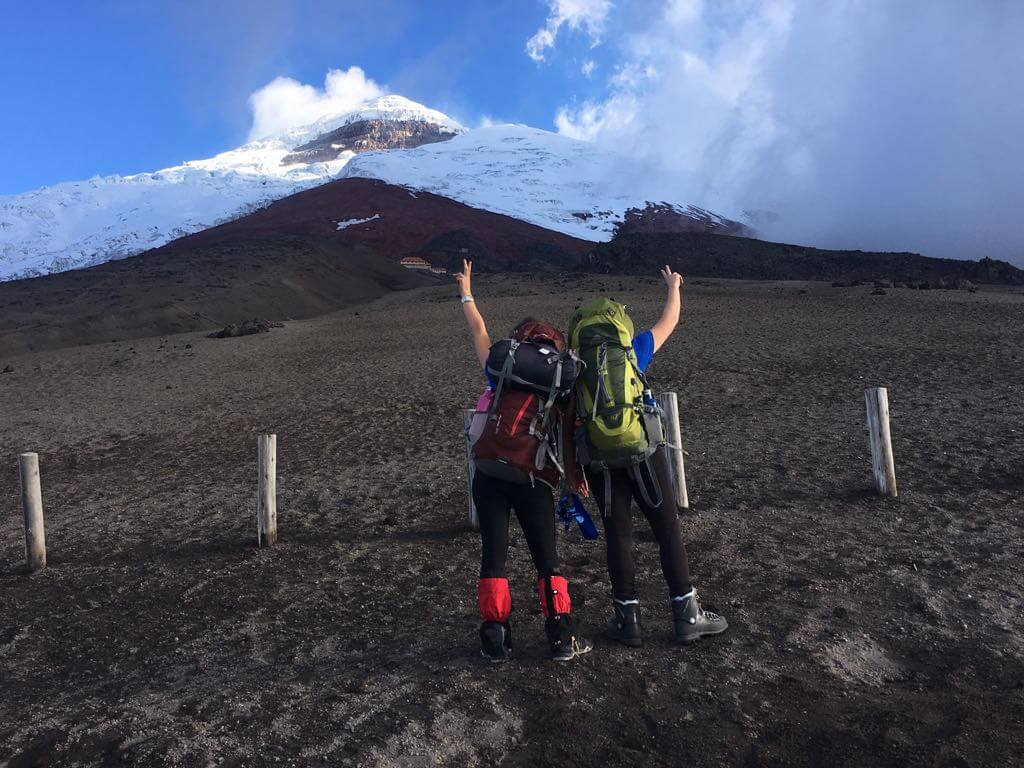 Adventure in Cotopaxi