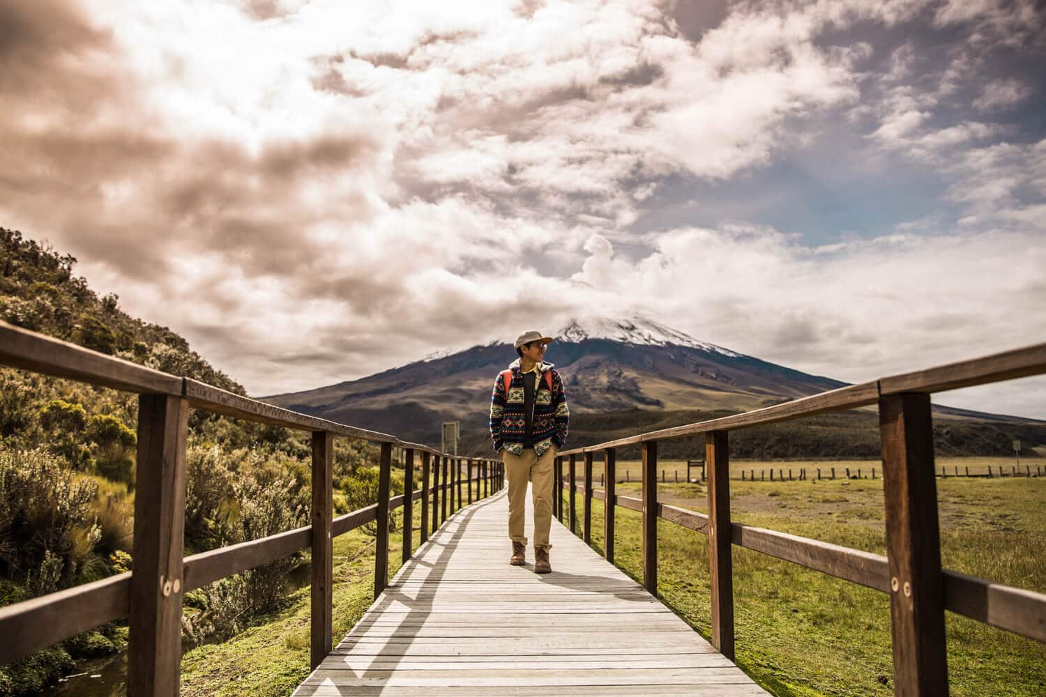 Cotopaxi day trips