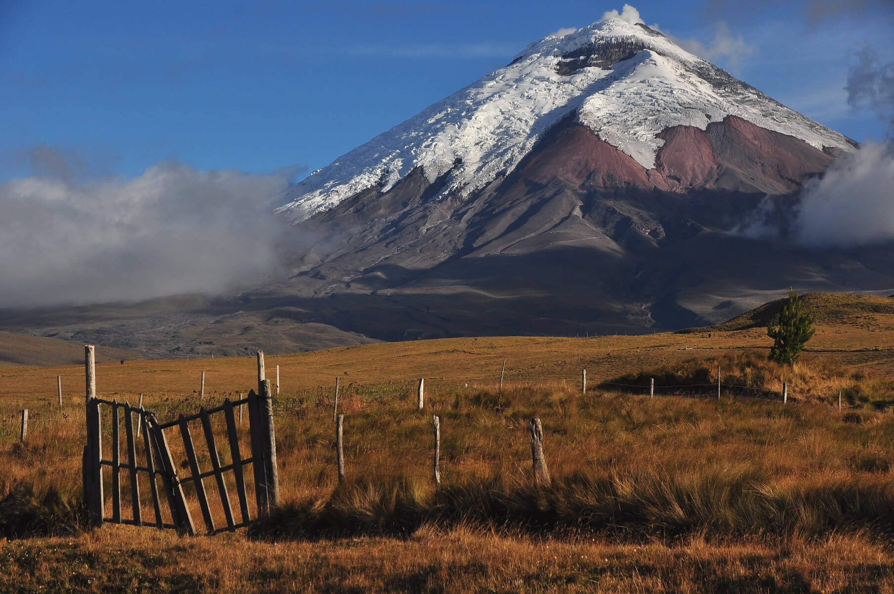 When to visit Cotopaxi
