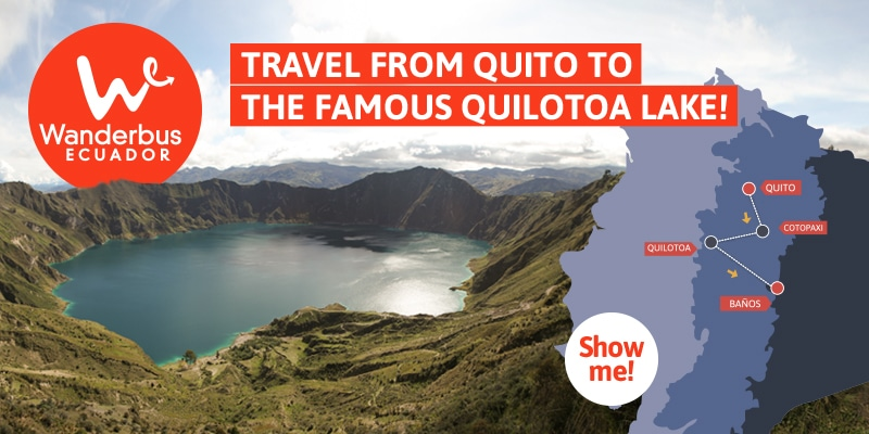 Travel from Quito to Quilotoa