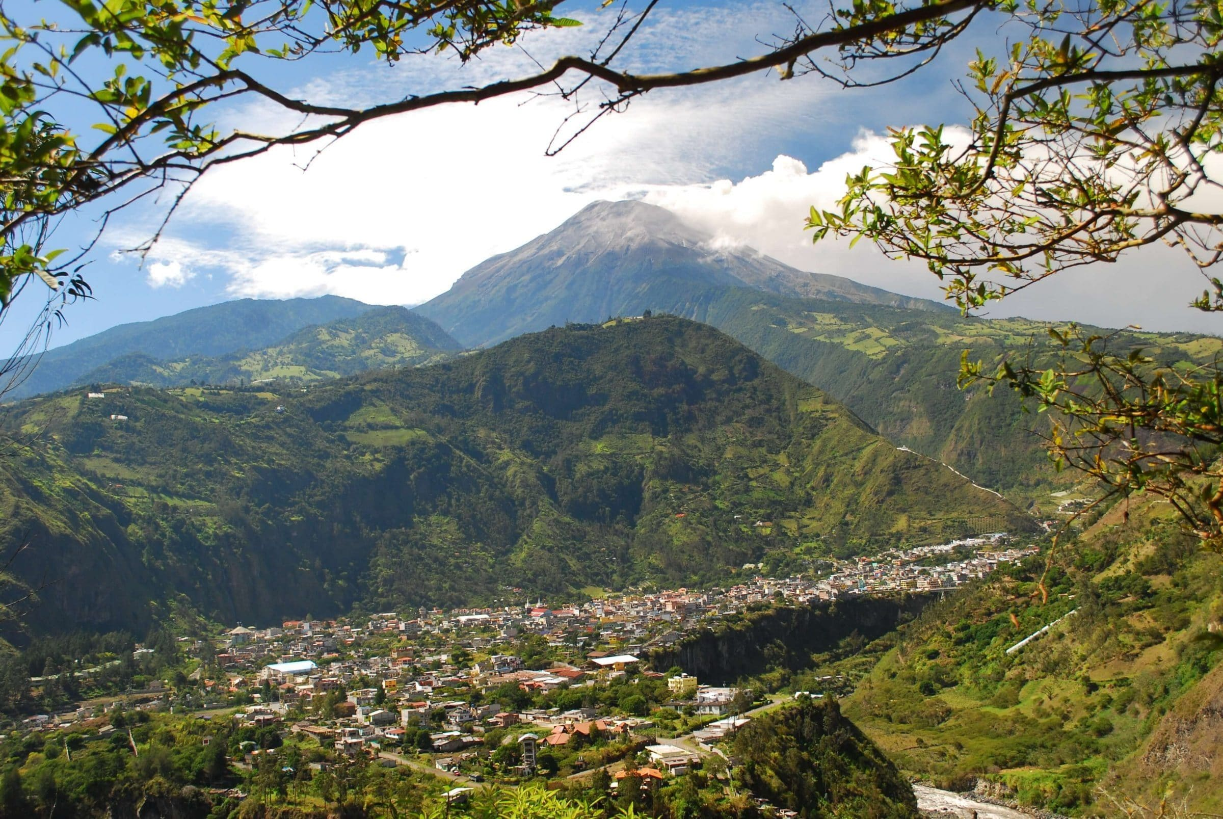 How long should you stay at Baños?