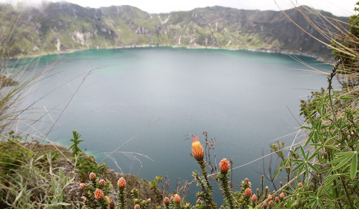 The Quilotoa Loop from Quito