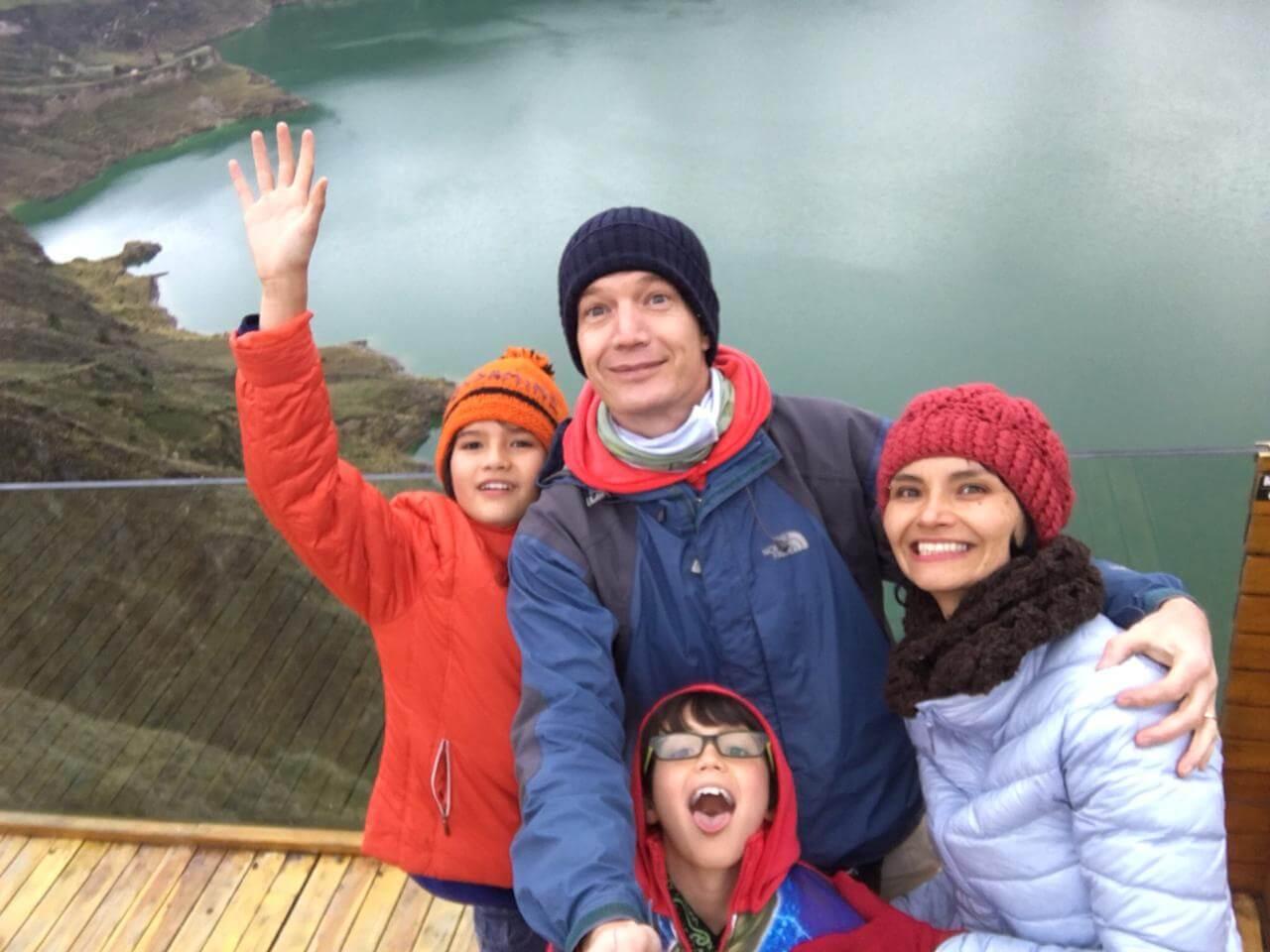 Ecuador family holidays