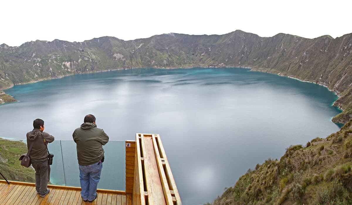 Quilotoa tour, a picture-perfect adventure