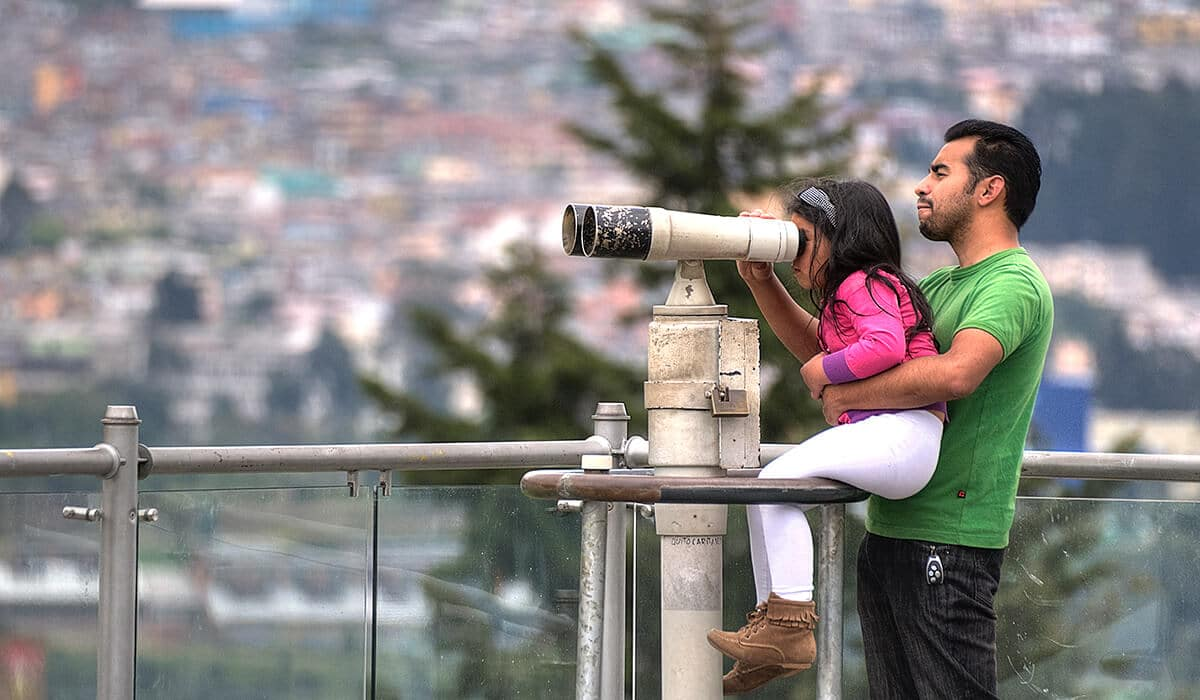 Is Quito a safe destination for traveling with kids?