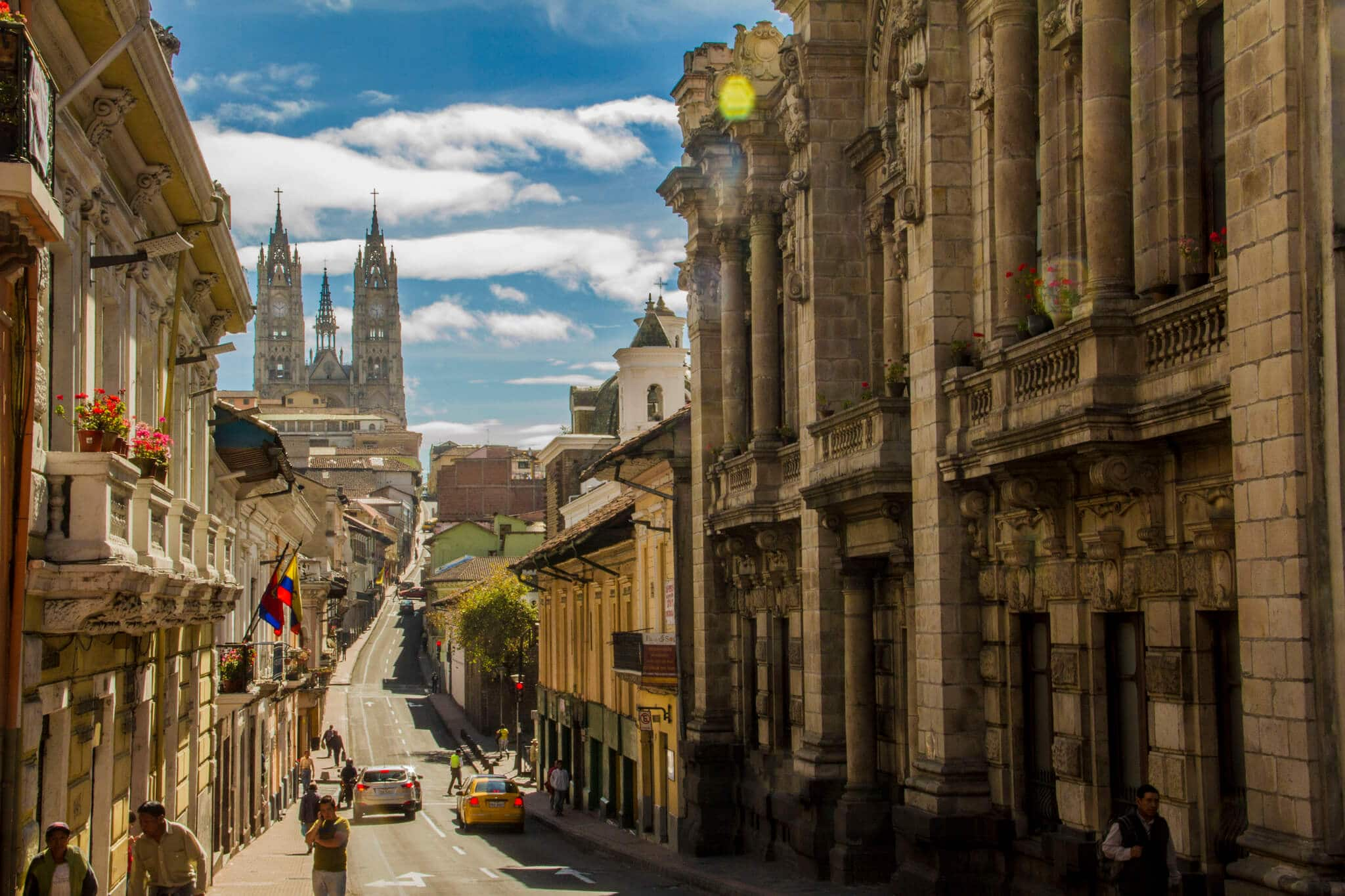 How safe is Quito, Ecuador?