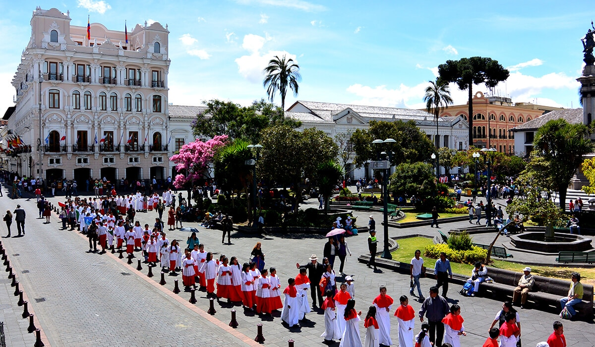 A short list of things you must do in Quito