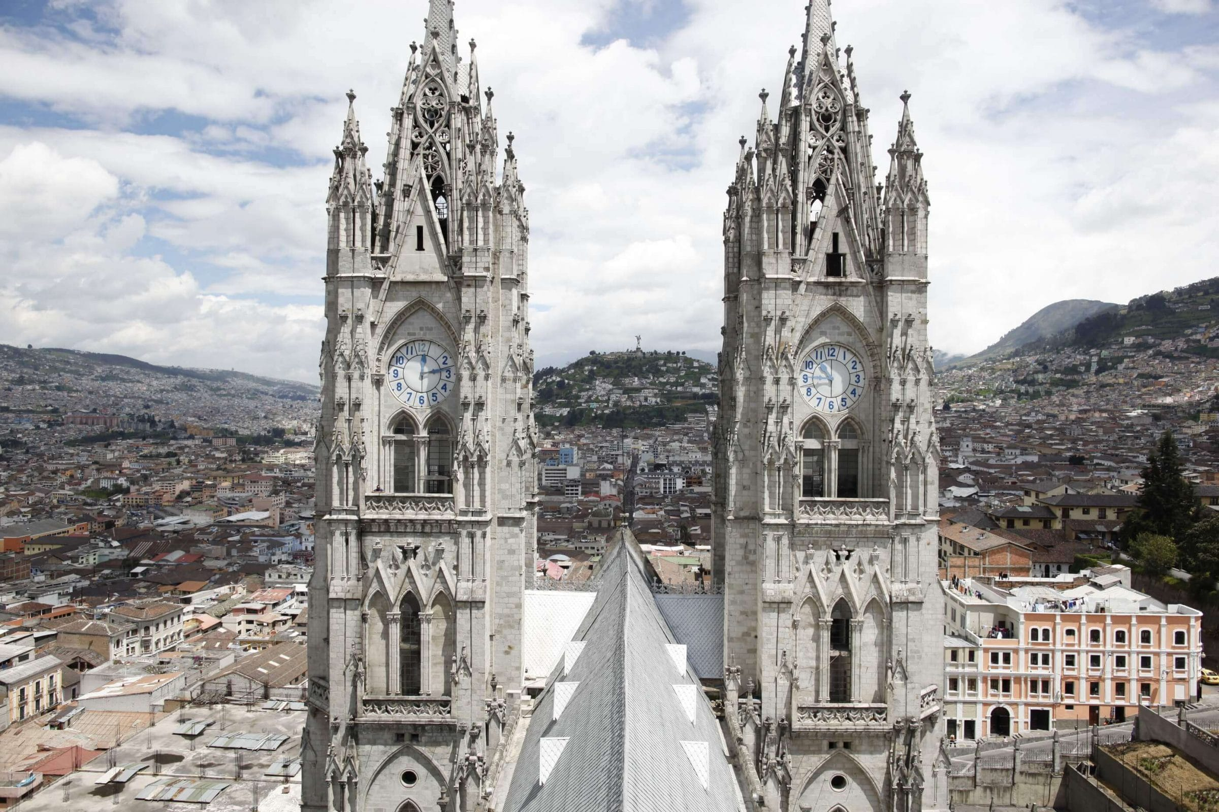 Places you must visit in Quito