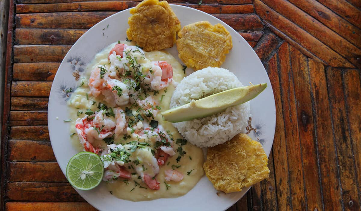 Ecuador food culture