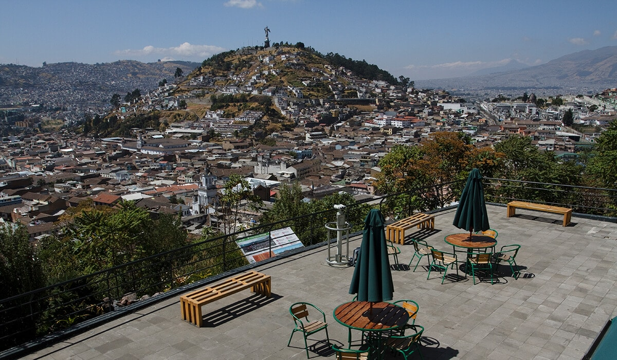 Quito: How Many Days?