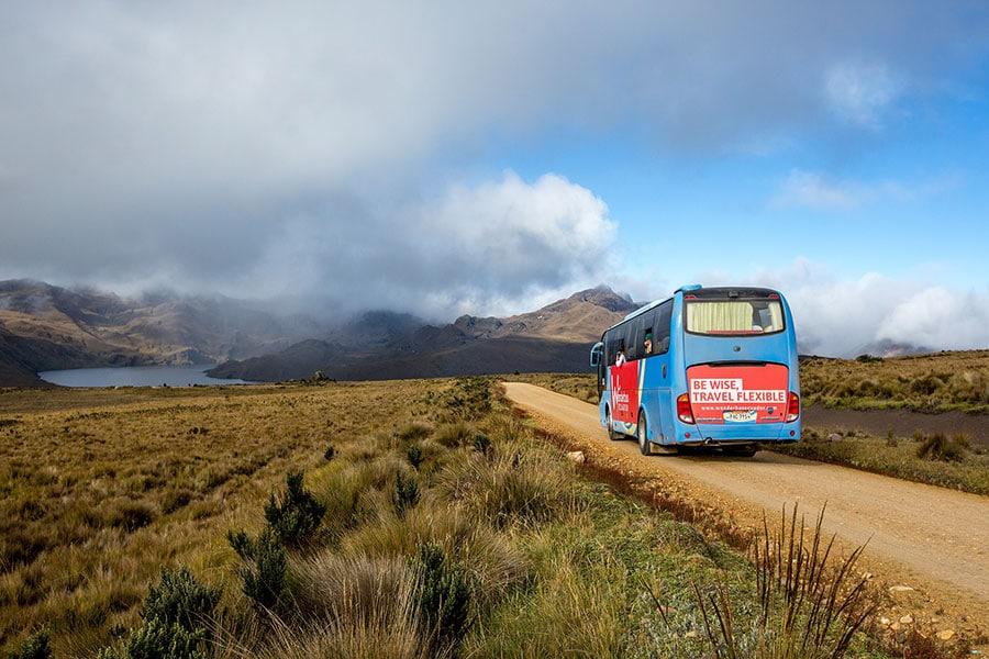 Discover Ecuador with Wanderbus