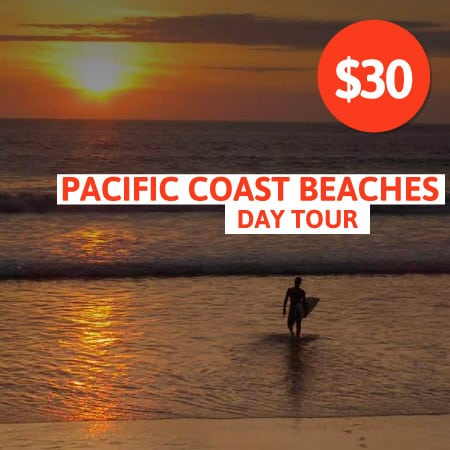 Pacific Coast Beaches Tour