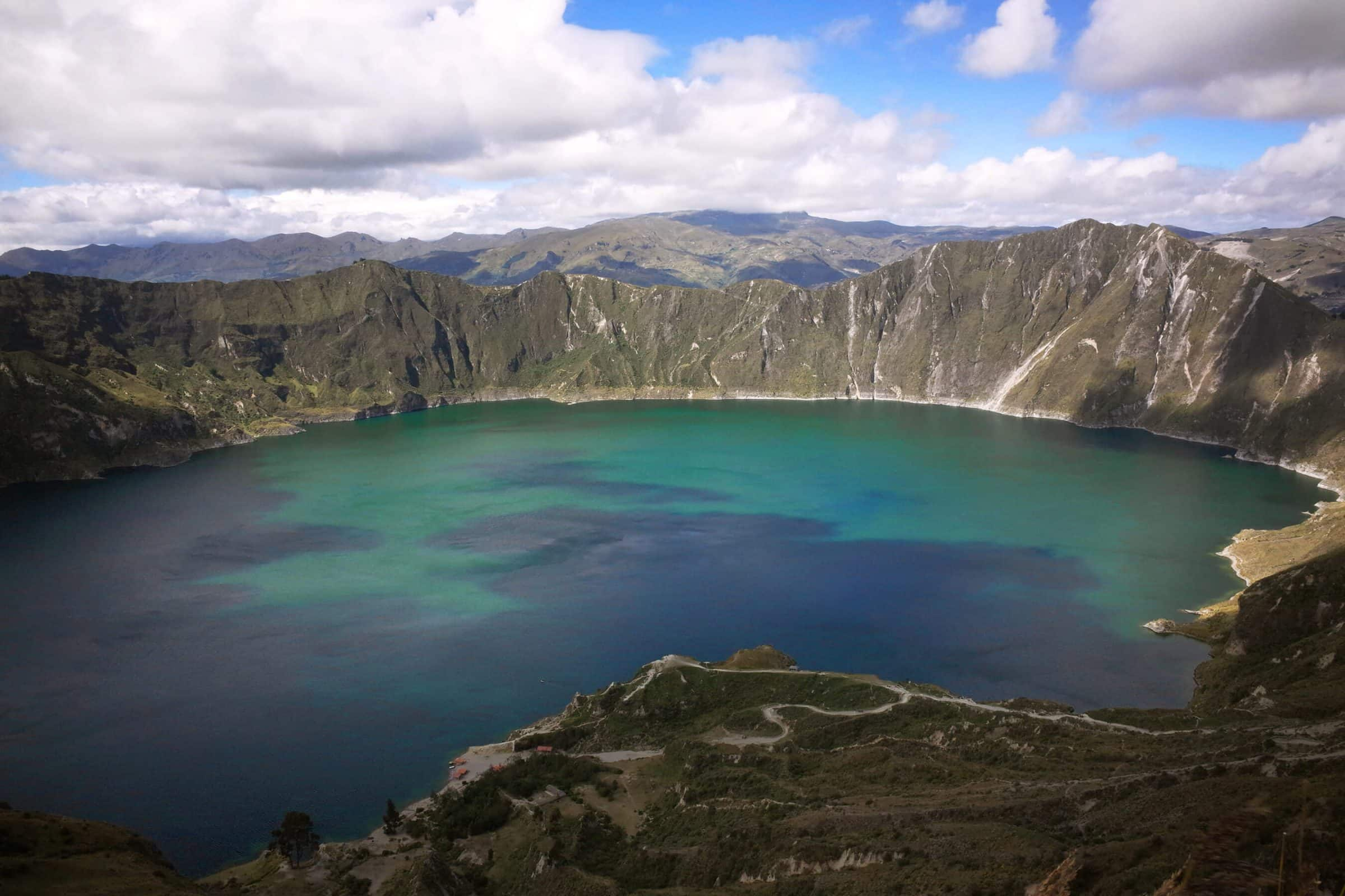 Quilotoa camping: tips and recommendations