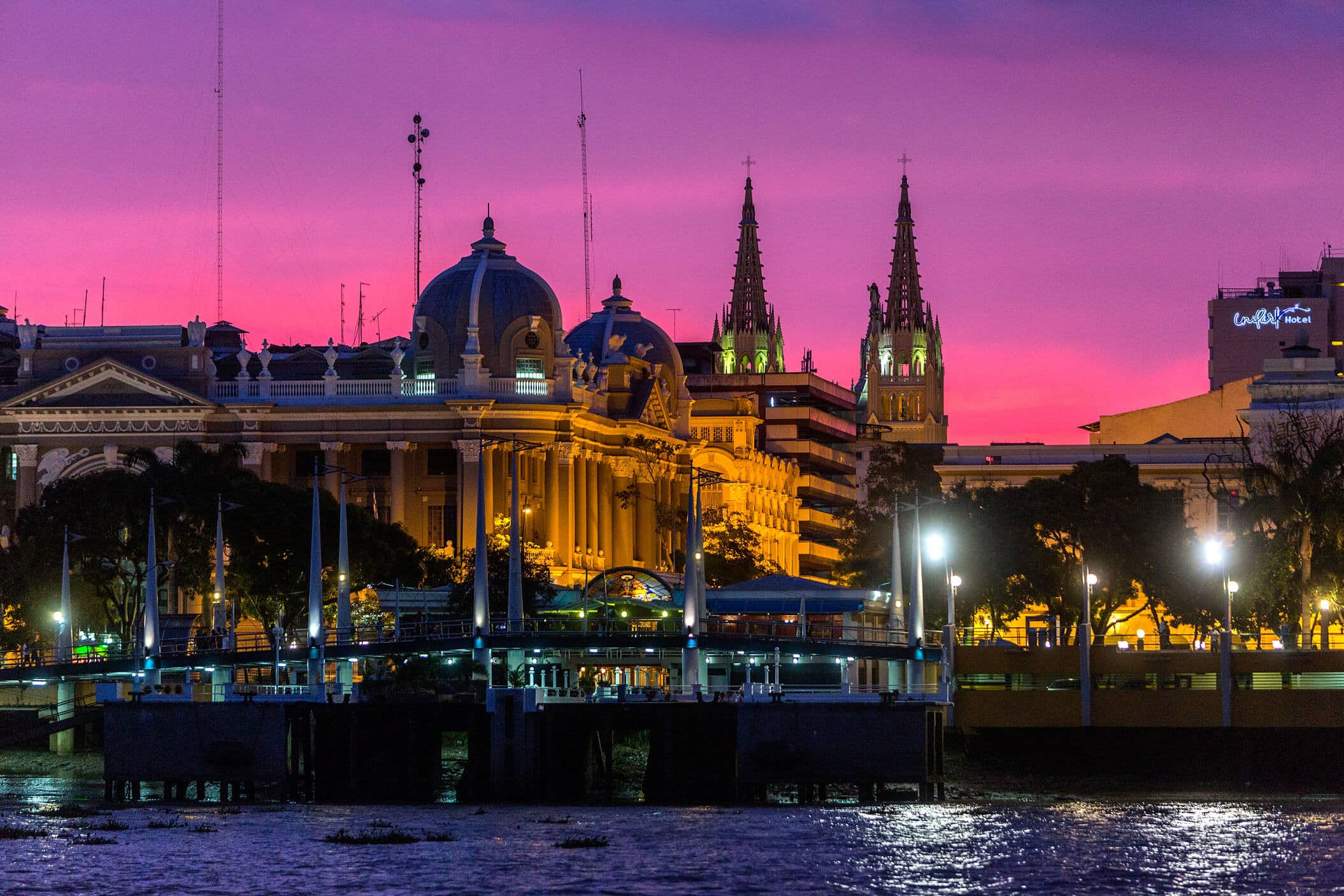 Guayaquil for solo travelers