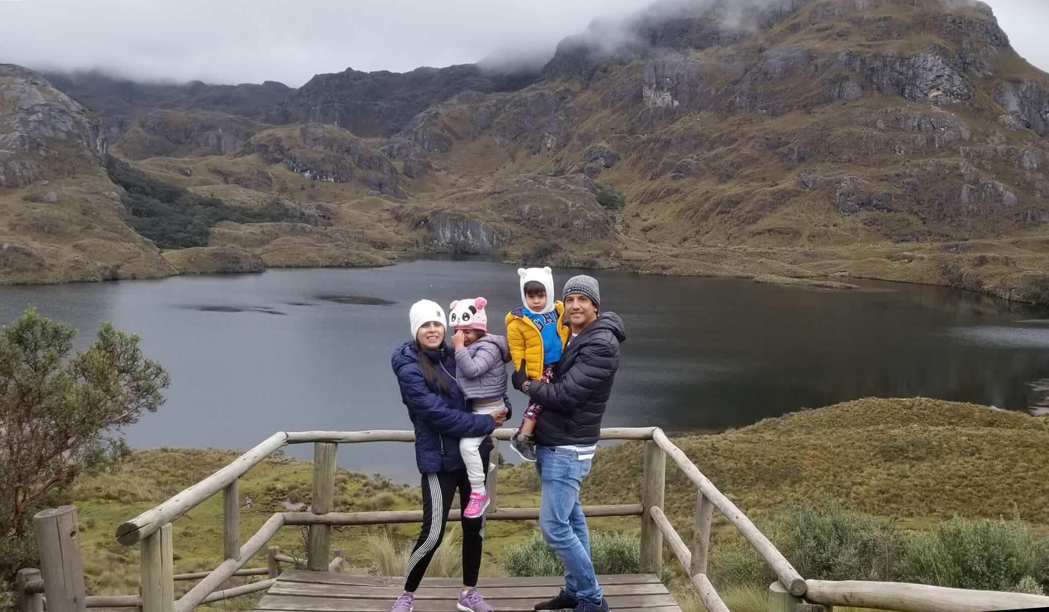 ecuador family tours