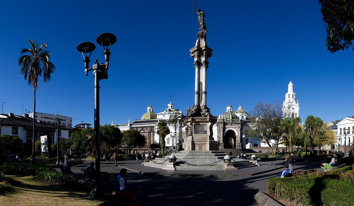 Best time of the year to visit Quito