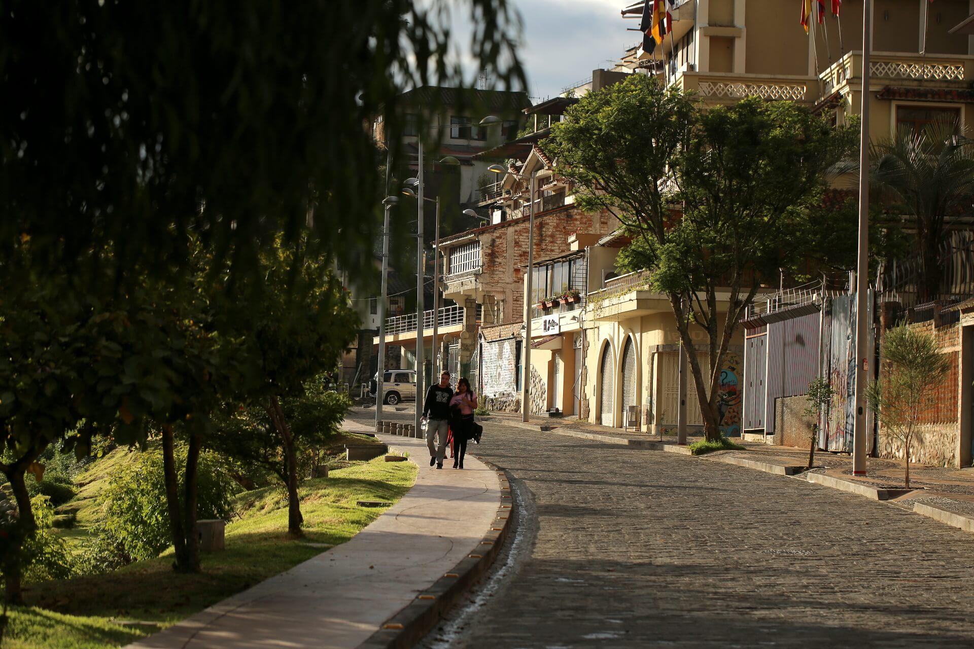 Walking tour Cuenca