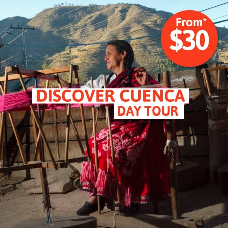 Cuenca Day Tour