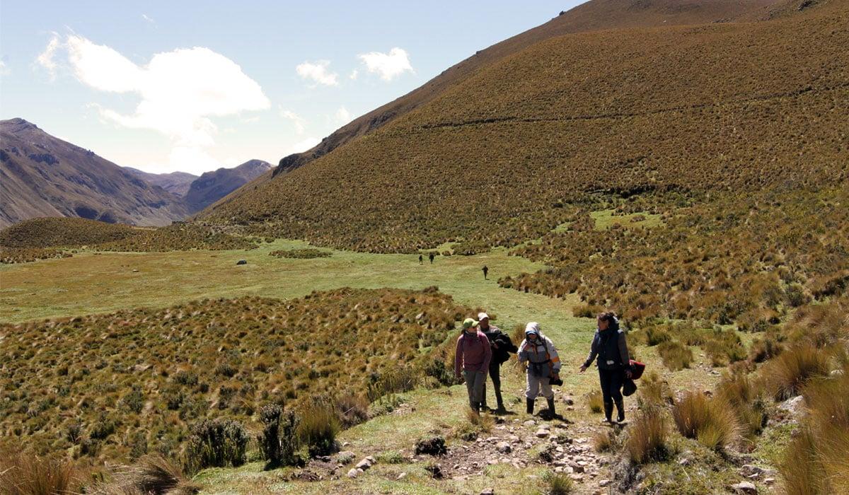 Ecuador Hikes