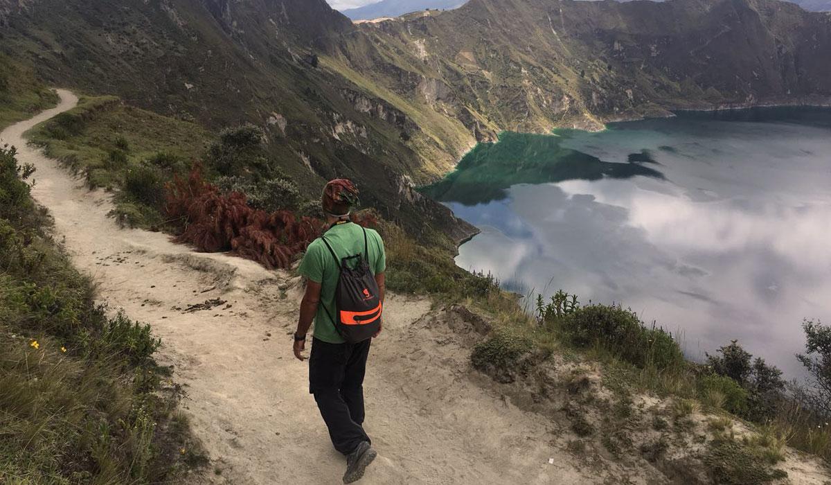 Ecuador trekking tours