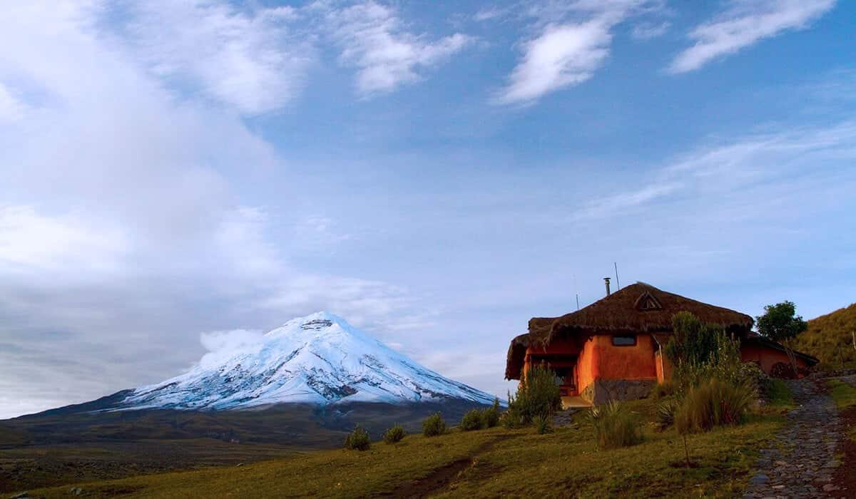 Ecuador volcano trekking
