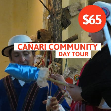 Cañari Experience Day Tour