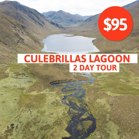 Culebrillas Lagoon 2 Day Tour