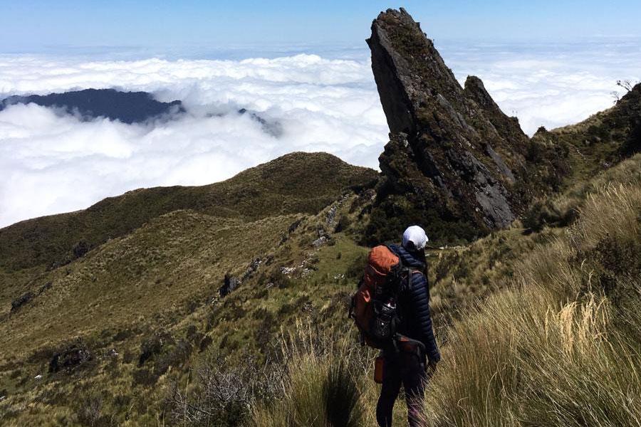 Meteorito Ecuador