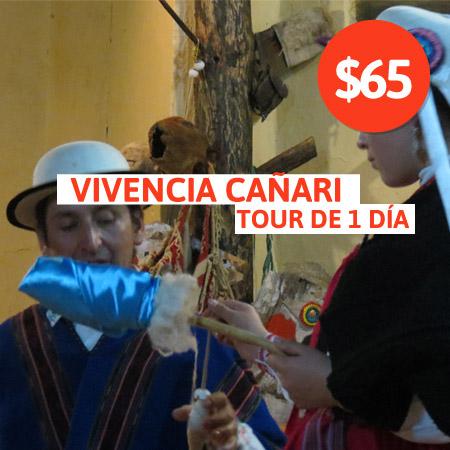 Vivencia Cañari