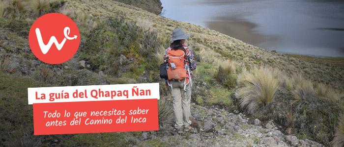 Guía del Camino del Inca