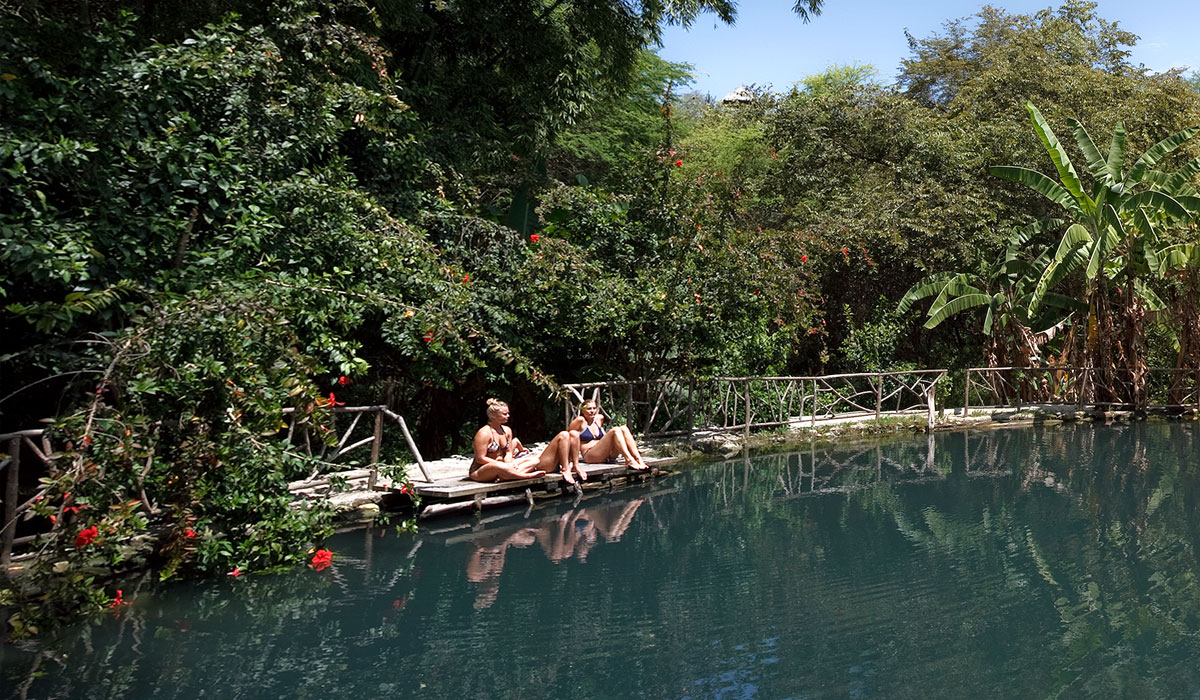 Ecotourism in Ecuador Coast