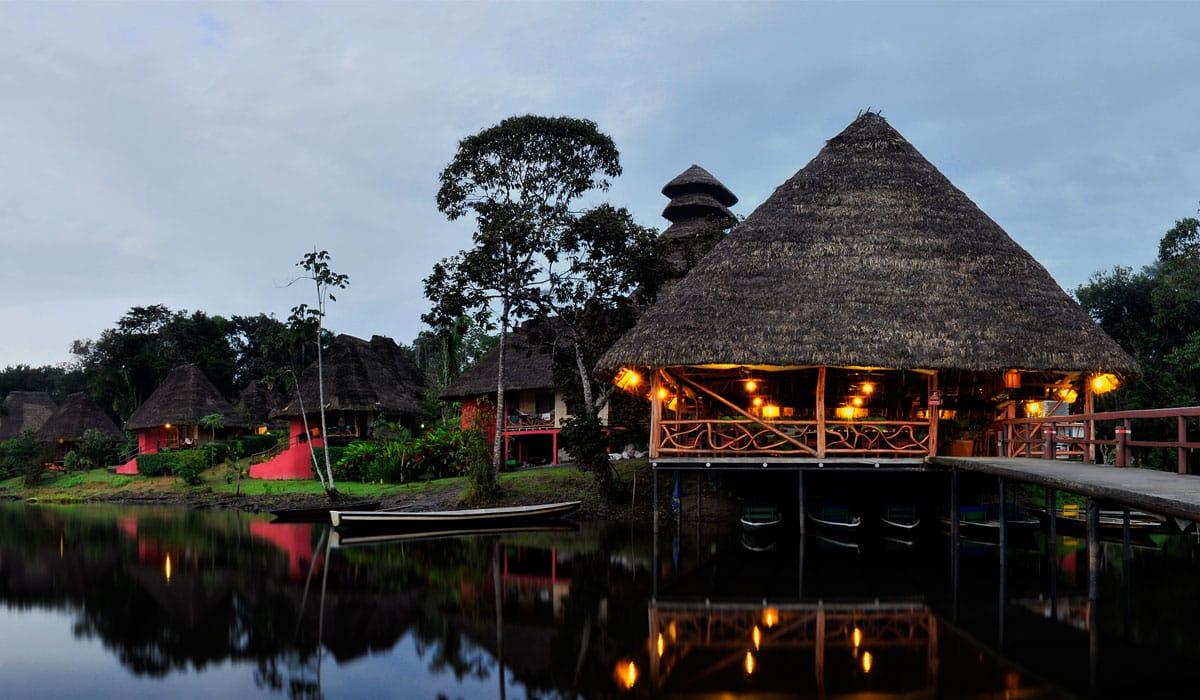 Amazon Jungle Lodges in Ecuador