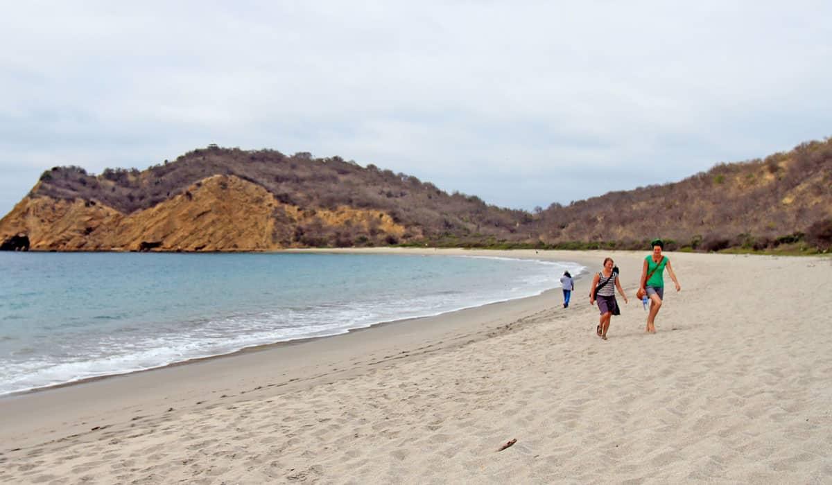 Las mejores playas de Manabí