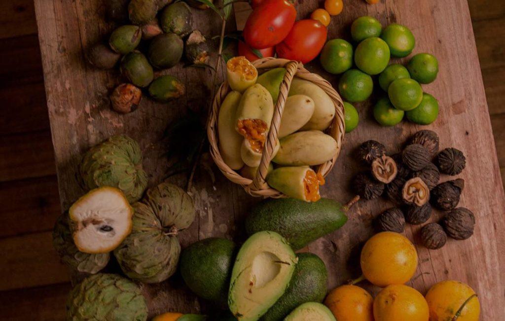 cooking ecuadorian food